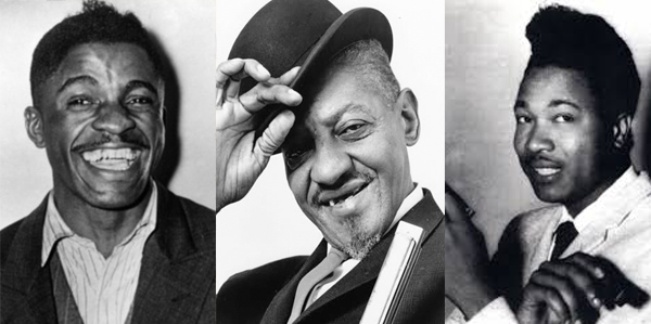 Sonny Boy Williamson 1,2,3...